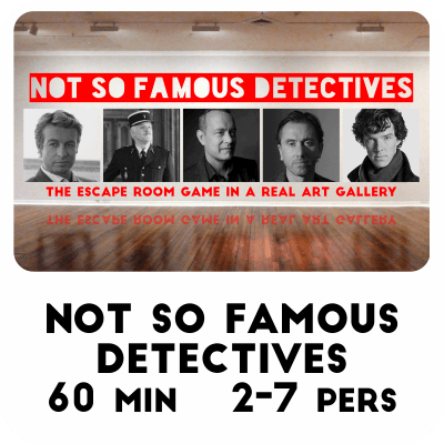 Not So Famous Detectives